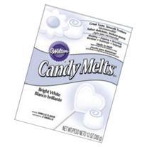 Candy Melts 12oz-Bright White