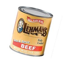Canned Beef Meat 1 28 oz can