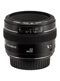 Canon EF 50mm f/1.4 USM Standard & Medium Telephoto Lens +