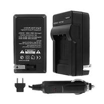 Replacement Charger for Canon LP-E6 Battery  - Fits Canon