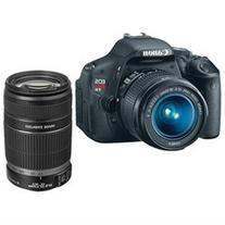 Canon EOS Rebel T3i 18MP Digital SLR Camera with EF-S 18-