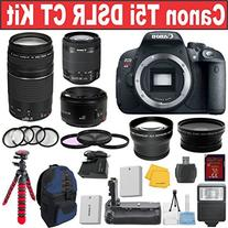 Canon EOS Rebel T5i Digital SLR Camera + Canon 18-55 STM