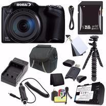 Canon PowerShot SX400 IS Digital Camera   + NB-11L Battery