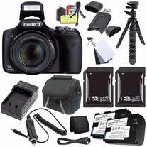 Canon PowerShot SX530 HS Digital Camera   + NB-6L Battery +