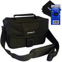 Canon Well Padded Compact Multi Compartment Gadget Bag for