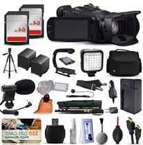 Canon XA20 Professional Camcorder Video Camera + 128GB