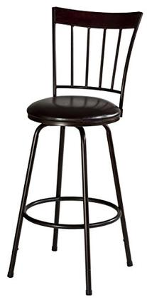 Hillsdale Furniture Cantwell Swivel Counter/Bar Stool with