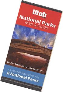 National Parks Map & Guide Utah.com: Grand Canyon, Zion,