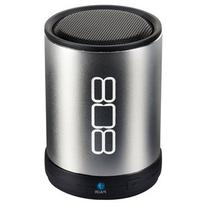 808 CANZ Bluetooth Wireless Speaker - Silver