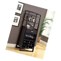 Monarch Specialties I 2543, Home Bar, Ladder Style,