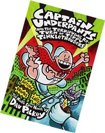 Captain Underpants and the Terrifying Return of Tippy