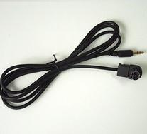 In Car CD Audio/video 3.5mm Ai-net Aux Cable Input Adapter