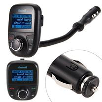 Show wish LCD Car Kit MP3 Bluetooth Player FM Transmitter
