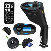 FM658 Car Kit MP3 Player Wireless FM Transmitter Modulator