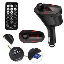 AMZDEAL® Car Kit MP3 Player Wireless FM Transmitter