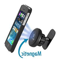 WizGear Universal Stick On Dashboard Magnetic Car Mount