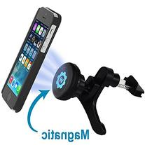 WizGear Car Mount, Universal Air Vent Magnetic Car Mount