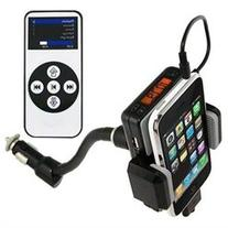 Esky Wireless FM Transmitter hands-free Car Charger Holder