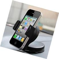 1 X Car Phone Mount for Windshield & Dashboard - Fits Iphone