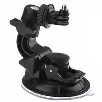 Car Windshield Suction Cup Mount +Tripod Mount for Gopro