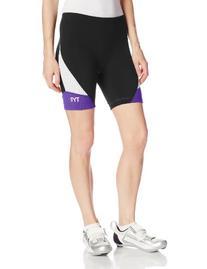 TYR Sport Women's Sport Carbon 6-Inch Tri Compression Shorts