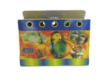 YML Cardboard Carrier for Small Animals or Birds, Large, Lot