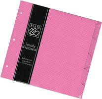 Bazzill Basics - 8 x 8 Cardstock Divider Pages with Tabs -