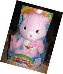 Care Bears 10in True Heart Bear w/ DVD