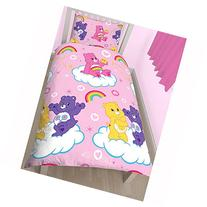 Care Bears Share Single/US Twin Duvet Cover and Pillowcase