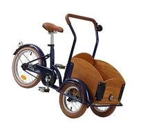 Republic Bike Kids Cargo Bike - Navy