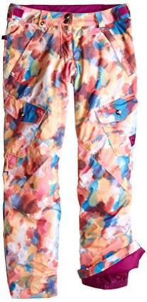 Burton Girl's Cargo Elite Pant, Laila, X-Large