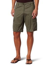 Dockers Men's Cargo Short, Oregano, 32