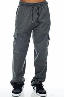 Pro Club Cargo Sweat pants 13oz Heavy Weight 60/40 S-5XL ,