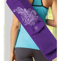 Gaiam Cargo Yoga Mat Bag, Watercress
