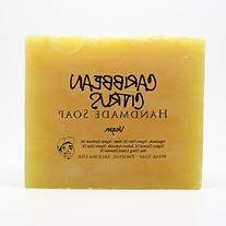 Caribbean Citrus Handmade Soap