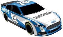 Carl Edwards # 99 Fastenal 2014 NASCAR Plastic Toy Car