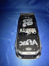 CARL EDWARDS SIGNED Autographed 2011 AFLAC STEALTH 1/24