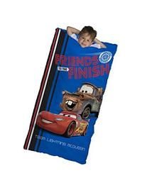 "Disney Pixar Cars Slumber Bag - Friends to the Finish 30"" x"