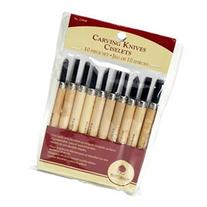 Carving Knife Set-10 Pieces