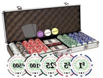 Da Vinci Professional Casino Del Sol Poker Chips Set with