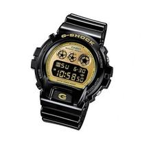 Casio Brown And Gold G-Shock Classic Watch DW6900BR-5