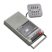 Hamilton Buhl Classroom Cassette Player, 8 Station, 1 Watt
