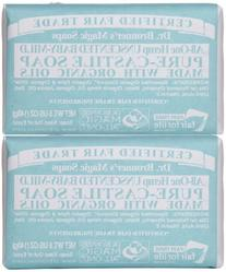 Dr Bronners Magic Soap All One Obba05 5 Oz Baby Mild Dr. Bronner'S Bar Soap