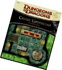 Castle Grimstead - Dungeon Tiles: A Dungeons & Dragons