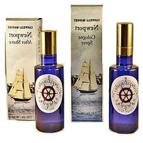 Caswell Massey Newport Cologne Spray and After Shave Set