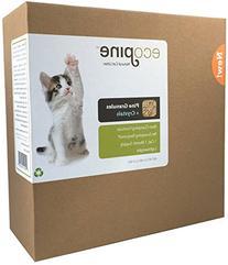 Ecopine Natural Cat Litter, Original Formula, 1 Month Supply