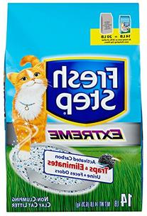 Fresh Step Cat Litter Extreme Clay - 14 lb