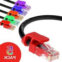 Mediabridge Cat6 Ethernet Patch Cable  - Soft Flex Tab -