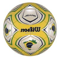 Wilson Catorze World Cup 2014 Pearlized Cover Country Soccer