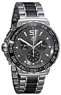 "TAG Heuer Men's CAU1115.BA0869 ""Formula 1"" Stainless Steel"
